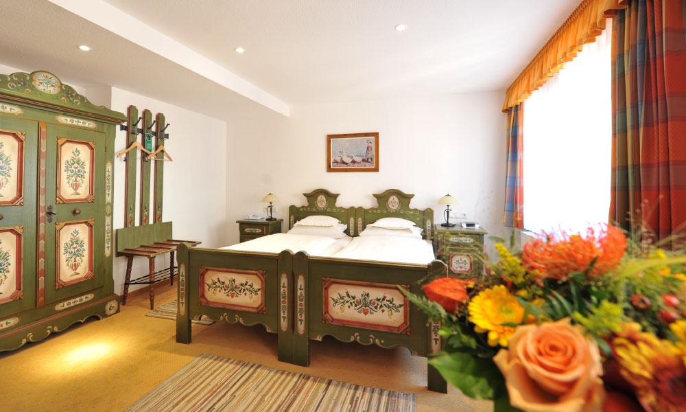 Doppelzimmer im Hotel Tilman Riemenschneider